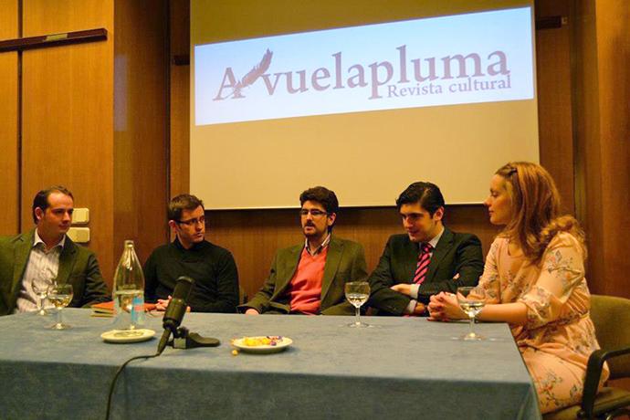 revista avuelapluma.com